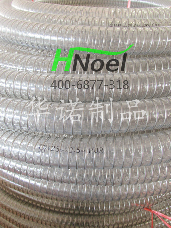 华诺聚氨酯厂家的聚酯型工业软管特点性质