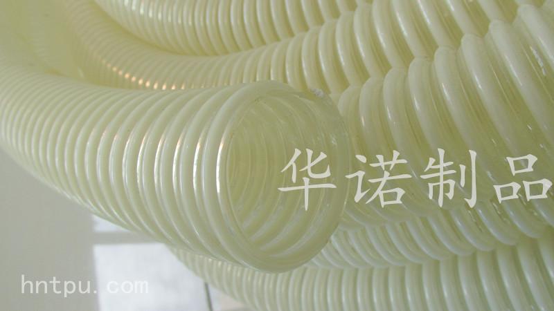 华诺聚氨酯厂家的塑筋螺旋增强管特性